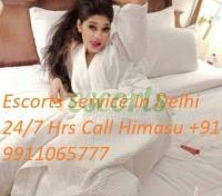 9911065777 VIP Delhi Escorts Service | independent Call girls Delhi